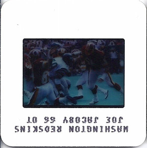Joe Jacoby 1986 TV Slides