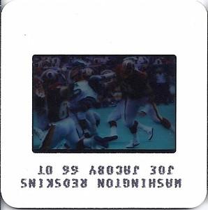 Joe Jacoby 1986 TV Slides