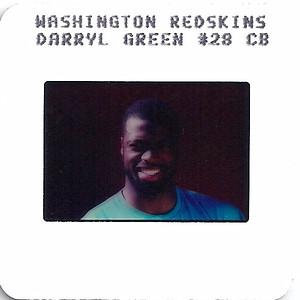 Darrell Green 1987 TV Slides