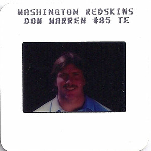 Don Warren 1987 TV Slides