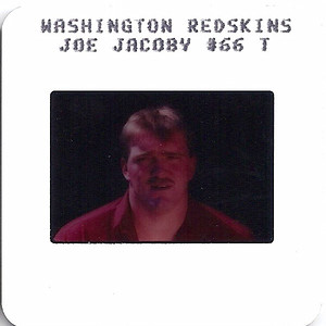 Joe Jacoby 1987 TV Slides