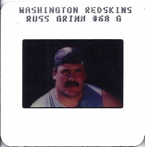 Russ Grimm 1987 TV Slides