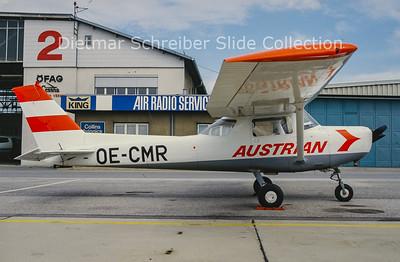 OE-CMR Cessna 152 Austrian Airlines