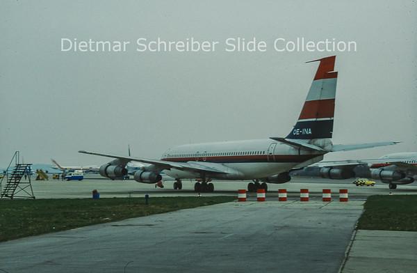 OE-INA Boeing 707-100 Montana