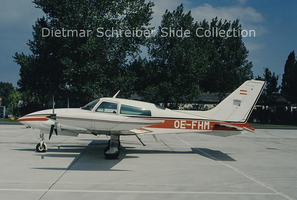 OE-FHM Cessna 310