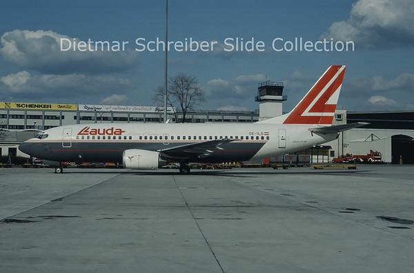 OE-ILG Boeing 737-3Z9 (c/n 24081) Lauda Air