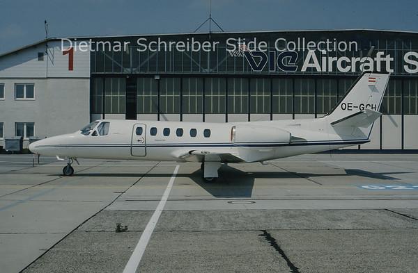OE-GCH Cessna 550 Viennair