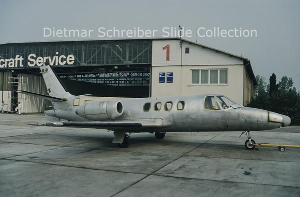 OE-FNG Cessna 500 Citation 1 (c/n 500-0301) Alpenair