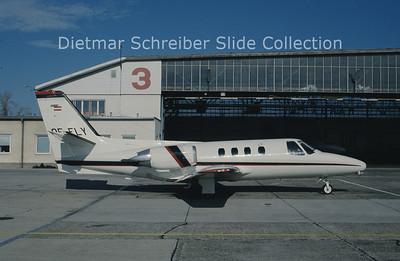 OE-FLY Cessna 500