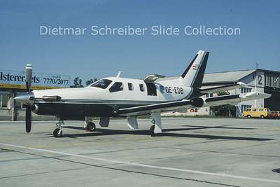 OE-EDU TBM 700 (c/n 73) Horst Durst