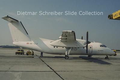 OE-LLI Bombardier Dash 8-103A (c/n 243) Tyrolean Airways