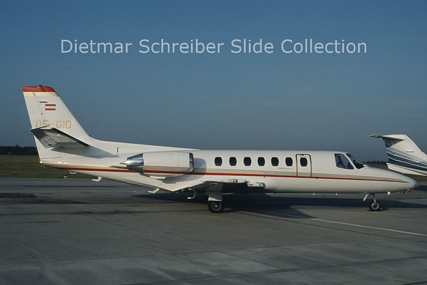 OE-GID Cessna 560 Citation 5