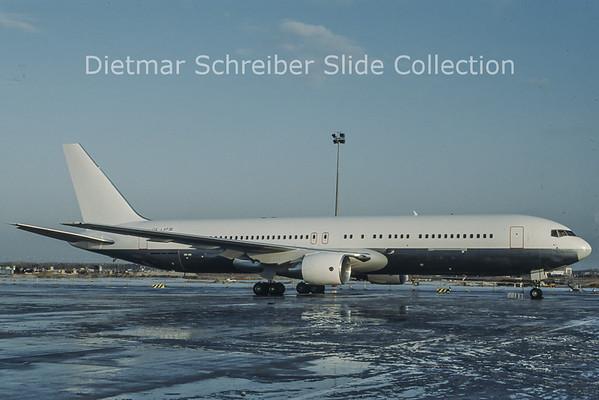 OE-LAT Boeing 767-300 Lauda AIr