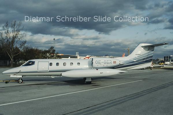 OE-GBR Learjet 35