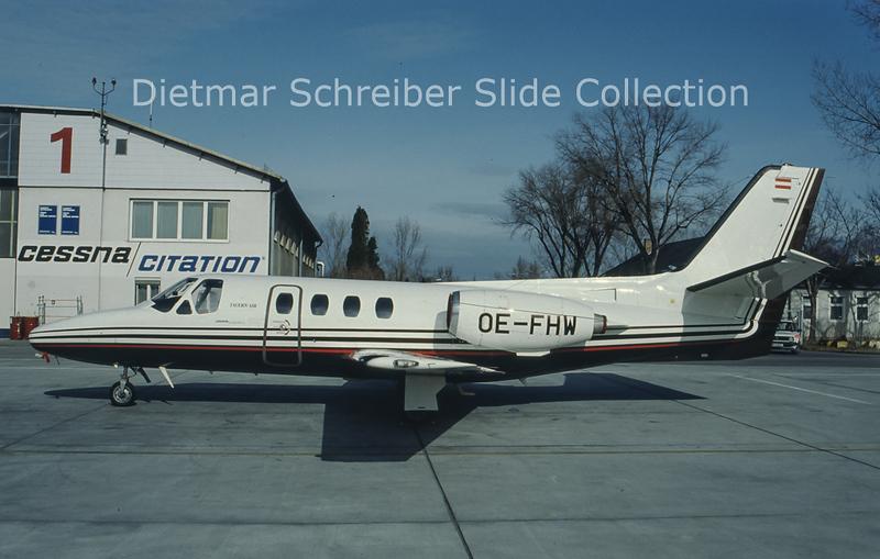 OE-FHW Cessna 500 Citation 1