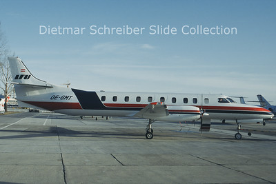 OE-GMT Swearingen Metro III (c/n AC-748B) LFU - Leonhartsberger Flug Unternehmen