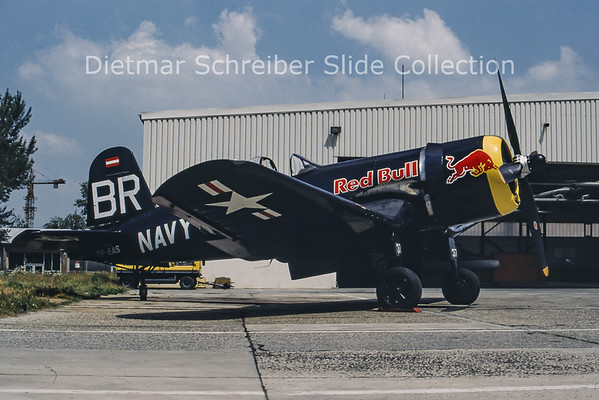 OE-EAS Vought F4U-4 Corsair (c/n 96995) Flying Bulls