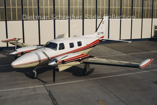 OE-FMO Piper 31T (c/n 31T-8120058) Moser Alexander