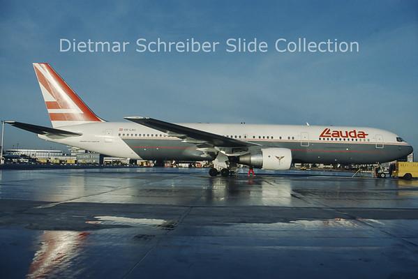 OE-LAU Boeing 767-3Z9ER (c/n 23765) Lauda Air