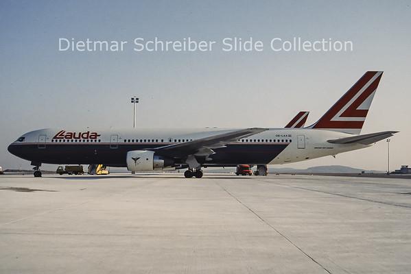 OE-LAX Boeing 767-3Z9ER (c/n 27095) Lauda Air