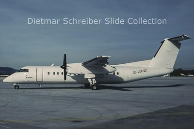 1994-03 OE-LEC Bombardier Dash 8-311 (c/n 313) Tyrolean Airways