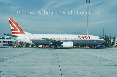 1993-08 OE-LNH Boeing 737-4Z9 (c/n 25147) Lauda Air