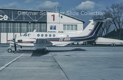 1994-03 OE-BBB Beech 200 King Air (c/n BB-526) Austira - Bundesamt für Eich- & Vermessungwesen