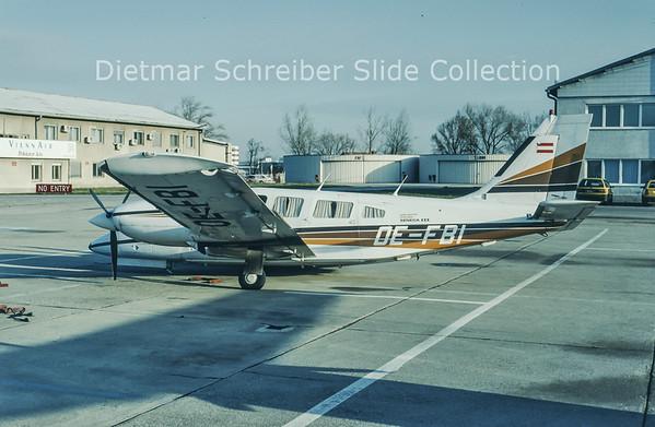 1994-03 OE-FBI Piper 34-200T Seneca (c/n 34-8433062) VIF