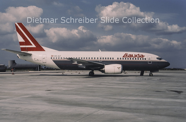 1994-04 OE-ILF Boeing 737-300 Lauda Air