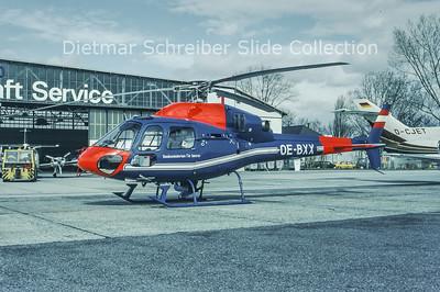 1994-03 OE-BXX Aerospatiale AS355F2 (c/n 5558) Austrian Police