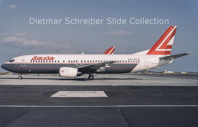 1994-05 OE-LNH Boeing 737-400 Lauda Air