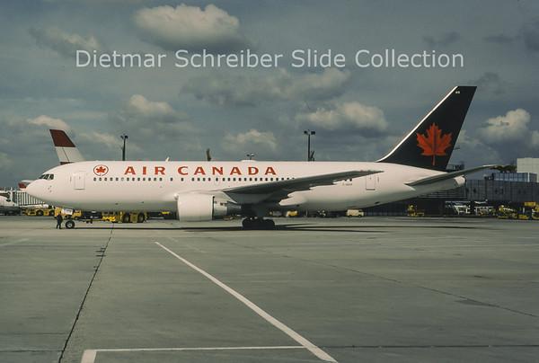 C-GDSP Boeing 767-233ER (c/n 24142) Air Canada