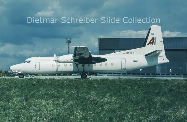 1997-04 OE-ILW Fokker 27 Amadeus Air