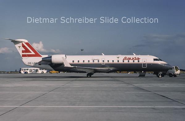 1994-09 OE-LRA Canadair Regionaljet 200 Lauda Air