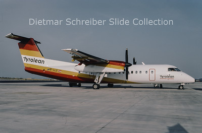 1994-07 OE-LLZ Dash DHC8-300 Tyrolean Airways