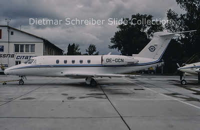 1994-07 OE-GCN Cessna 650 Citation 3 Norwegian Air Ambulance