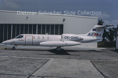 1994-07 OE-GMD Learjet 36A (c/n 36-047) Air Med