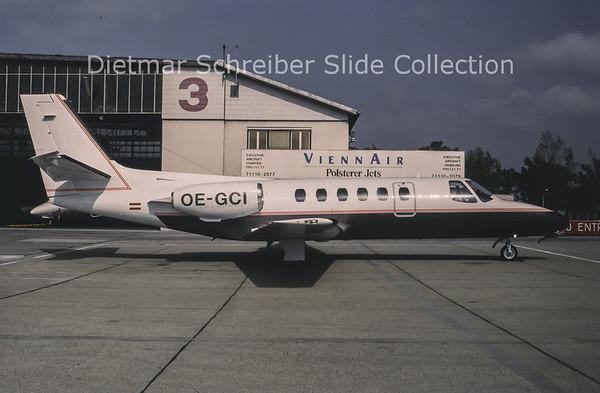 1994-09 OE-GCI Cessna 550 Citation 2 (c/n 550-0041) Lauda Air
