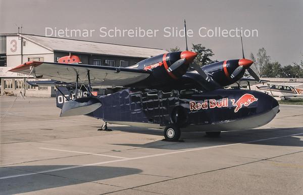 1994-09 OE-FWS Grumman G-44A Widegon (c/n 30) Heli Air