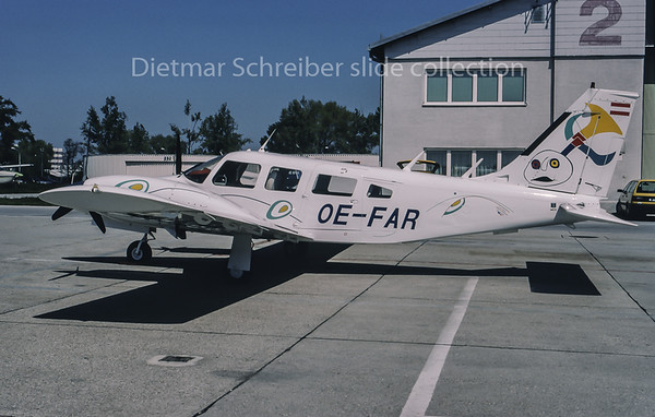 1995-05 OE-FAR Piper 34 Seneca