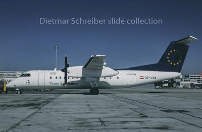 1998-03 OE-LSA Dash DHC8-300 Rheintalflug