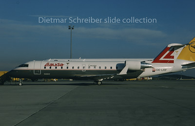 1995-03 OE-LRF Canadair Regionaljet Lauda Air