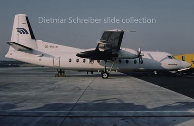 1995-07 OE-IPN Fokker 27 Ratioflug