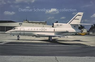 1995-07 OE-HIT Dassault Falcon 50