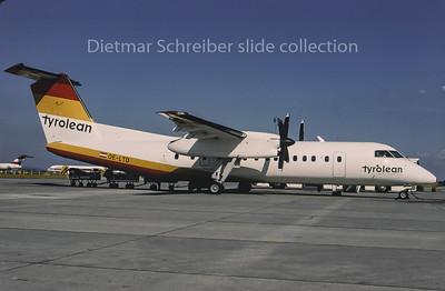 1995-07 OE-LTD Dash DHC8-300 Tyrolean Airways
