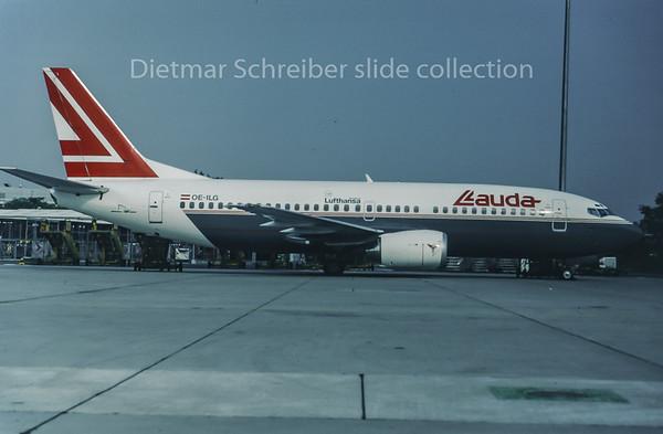 1995-08 OE-ILG Boeing 737-300 Lauda Air
