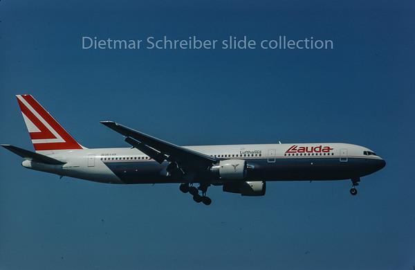 1998-08 OE-LAS Boeing 767-300 Lauda Air