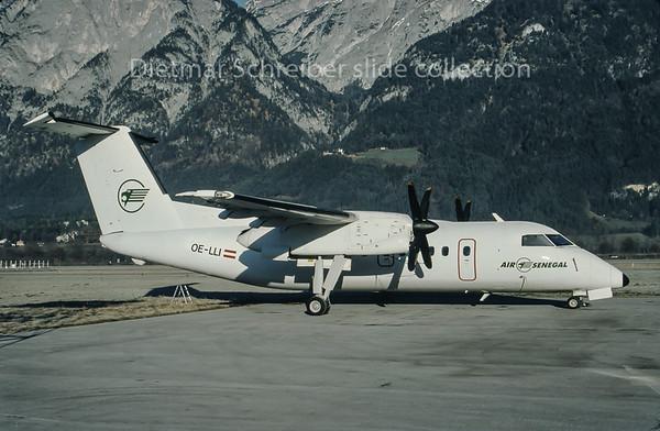1995-12-01 OE-LLI Dash DHC8-100 Air Senegal
