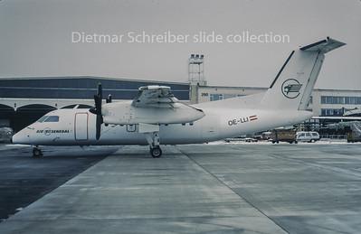 1996-01 OE-LLI Dash DHC8-100 Air Senegal