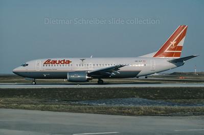 OE-ILF Boeing 737-300 Lauda Air